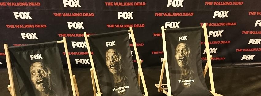 The Walking Dead - Comic Con 2018